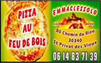 Emmaclessolo pizza
